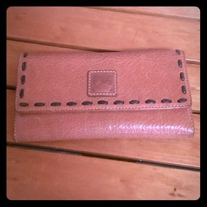 Dooney & Bourke Florentine Leather Wallet
